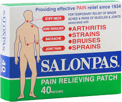 Salonpas pain relief